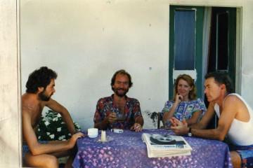Galerie: Ein paar Erinnerungen once upon a time 0004 1 Finca Argayall (La Gomera)
