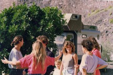 Galerie: Ein paar Erinnerungen once upon a time 0021 1 Finca Argayall (La Gomera)