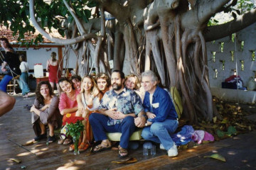 Galerie: Ein paar Erinnerungen once upon a time 0022 1 Finca Argayall (La Gomera)
