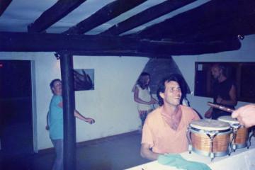 Galerie: Ein paar Erinnerungen once upon a time 0034 1 Finca Argayall (La Gomera)