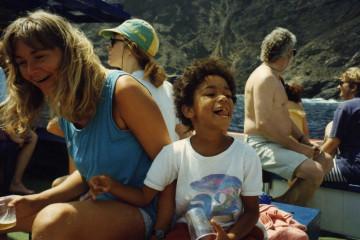 Galerie: Ein paar Erinnerungen once upon a time 0050 1 Finca Argayall (La Gomera)
