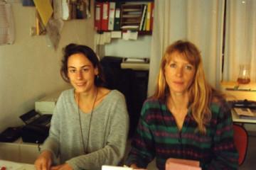 Galerie: Ein paar Erinnerungen once upon a time 0054 1 Finca Argayall (La Gomera)