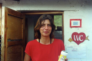 Galerie: Ein paar Erinnerungen once upon a time 0078 1 Finca Argayall (La Gomera)
