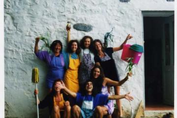 Galerie: Ein paar Erinnerungen once upon a time 0083 1 Finca Argayall (La Gomera)