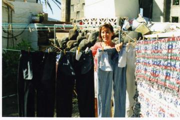 Galerie: Ein paar Erinnerungen once upon a time 0092 1 Finca Argayall (La Gomera)