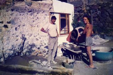 Galerie: Ein paar Erinnerungen once upon a time 0118 1 Finca Argayall (La Gomera)