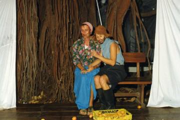 Galerie: Ein paar Erinnerungen once upon a time 0133 1 Finca Argayall (La Gomera)