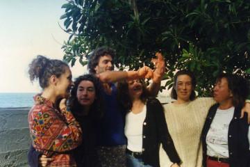 Galerie: Ein paar Erinnerungen once upon a time 0134 1 Finca Argayall (La Gomera)