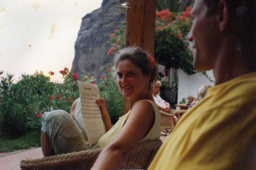 Gallery: Some memories once upon a time 0139 1 Finca Argayall (La Gomera)