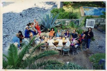 Galerie: Ein paar Erinnerungen once upon a time 0172 1 Finca Argayall (La Gomera)