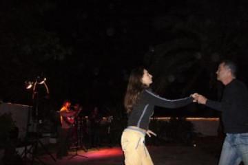 Galerie: Finca Geburtstag 6.12.2006 dance 2 Finca Argayall (La Gomera)
