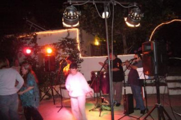 Galerie: Finca Geburtstag 6.12.2006 dance 7 Finca Argayall (La Gomera)