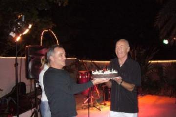 Gallery: Celebrate friends 9b Finca Argayall (La Gomera)