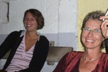 Galerie: Finca Geburtstag 6.12.2006 people 2 Finca Argayall (La Gomera)
