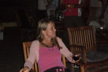 Galerie: Finca Geburtstag 6.12.2006 people 6 Finca Argayall (La Gomera)