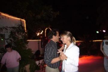 Galerie: Finca Geburtstag 6.12.2006 people 9a Finca Argayall (La Gomera)