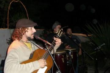 Galerie: Finca Geburtstag 6.12.2006 stars 4 Finca Argayall (La Gomera)