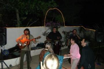 Galerie: Finca Geburtstag 6.12.2006 stars 9c Finca Argayall (La Gomera)