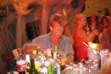 Galerie: Sylvester 06 & 20 Jahre Finca bar 1 Finca Argayall (La Gomera)