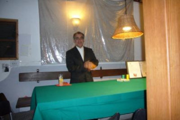 Galerie: Sylvester 06 & 20 Jahre Finca casino 1 Finca Argayall (La Gomera)