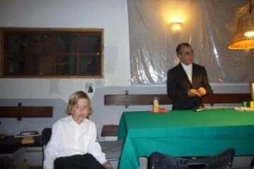 Galerie: Sylvester 06 & 20 Jahre Finca casino 2 Finca Argayall (La Gomera)