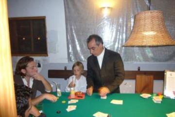 Galerie: Sylvester 06 & 20 Jahre Finca casino 3 Finca Argayall (La Gomera)