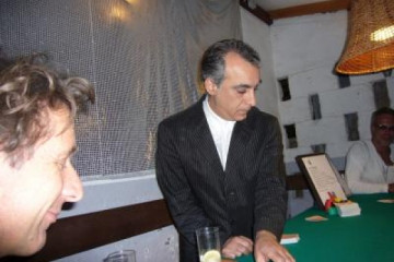 Galerie: Sylvester 06 & 20 Jahre Finca casino 5 Finca Argayall (La Gomera)