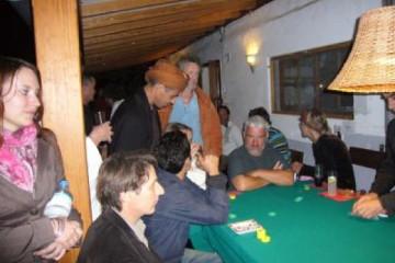 Galerie: Sylvester 06 & 20 Jahre Finca casino 6 Finca Argayall (La Gomera)