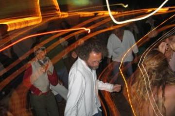 Galerie: Sylvester 06 & 20 Jahre Finca dance 1 Finca Argayall (La Gomera)