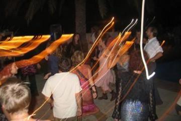 Galerie: Sylvester 06 & 20 Jahre Finca dance 4 Finca Argayall (La Gomera)