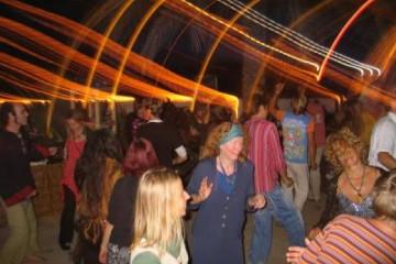 Galerie: Sylvester 06 & 20 Jahre Finca dance 6 Finca Argayall (La Gomera)