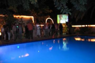Galerie: Sylvester 06 & 20 Jahre Finca diashow 3 Finca Argayall (La Gomera)