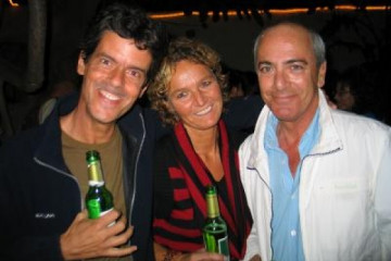 Galerie: Sylvester 06 & 20 Jahre Finca friends 1 Finca Argayall (La Gomera)