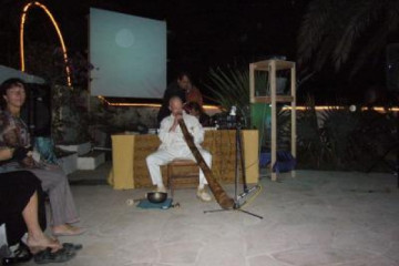 Galerie: Sylvester 06 & 20 Jahre Finca fuenfminuten 1 Finca Argayall (La Gomera)