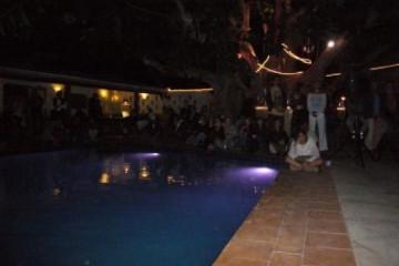 Galerie: Sylvester 06 & 20 Jahre Finca fuenfminutenvorzwoelf Finca Argayall (La Gomera)