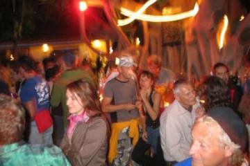 Galerie: Sylvester 06 & 20 Jahre Finca fullhouse 2 Finca Argayall (La Gomera)