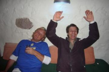 Galerie: Sylvester 06 & 20 Jahre Finca geraldmadaari Finca Argayall (La Gomera)