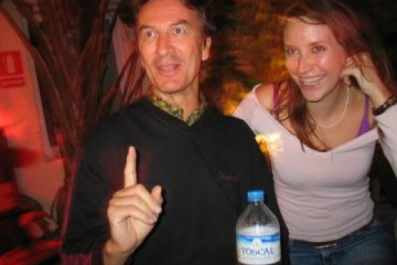 Galerie: Sylvester 06 & 20 Jahre Finca gernotsofie 2 Finca Argayall (La Gomera)