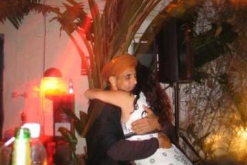 Galerie: Sylvester 06 & 20 Jahre Finca hug 1 Finca Argayall (La Gomera)