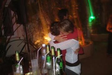 Galerie: Sylvester 06 & 20 Jahre Finca hug 2 Finca Argayall (La Gomera)