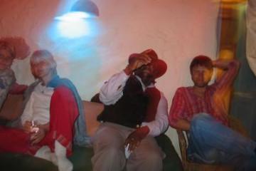 Galerie: Sylvester 06 & 20 Jahre Finca paulken Finca Argayall (La Gomera)