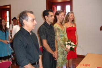 Galerie: Die Hochzeit casacultural 1 Finca Argayall (La Gomera)