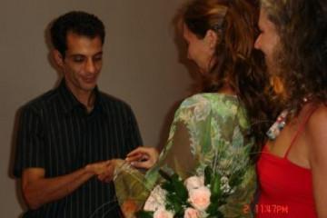 Galerie: Die Hochzeit casacultural 3 Finca Argayall (La Gomera)