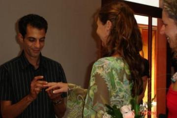 Galerie: Die Hochzeit casacultural 3a Finca Argayall (La Gomera)