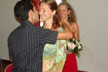 Galerie: Die Hochzeit casacultural 3c Finca Argayall (La Gomera)