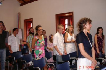 Galerie: Die Hochzeit casacultural 4 Finca Argayall (La Gomera)