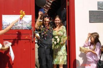 Galerie: Die Hochzeit casacultural 5b Finca Argayall (La Gomera)