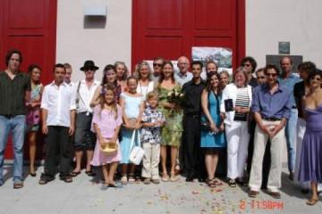Galerie: Die Hochzeit casacultural 6 Finca Argayall (La Gomera)