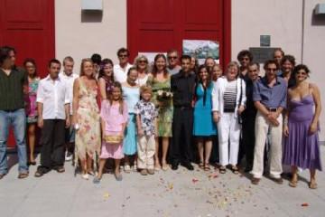 Galerie: Die Hochzeit casacultural 7 Finca Argayall (La Gomera)