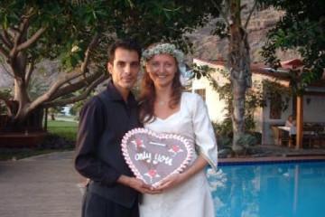 Galerie: Die Hochzeit davor 5 Finca Argayall (La Gomera)